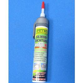 Dichtmittel Silikon MATIC SD 200 ml (rot) Petec