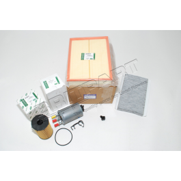 Service-Kit Discovery 3/RR Sport TDV6 (bis 6A999999) Original LR-Qualität