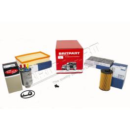 Service-Kit Discovery 3/RR Sport TDV6 (bis 6A999999) OE-Qualität
