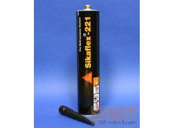 Dichtmasse Sikaflex-221 schwarz (300 ml)
