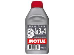 Bremsflüssigkeit DOT 3 + 4  0.5 Liter