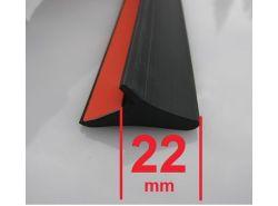 Kotflügelverbreiterung universal: 1 Stück / 23mm breit / 150cm lang