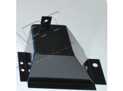 Abdeckblech Lenkgetriebe S.III (RHD)