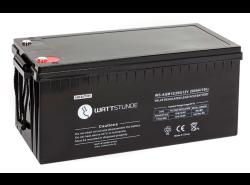 Wattstunde Akku AGM12-200 12V VRLA AGM Batterie 200Ah