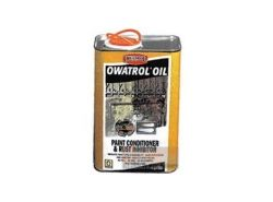 Owatrol Kriechöl, Rostumwandler 5000 ml