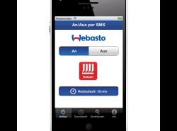 Thermo Call Webasto - App Control