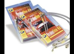 Stahlflexbremsleitungen Bremssattel -> Bremsschlauch
