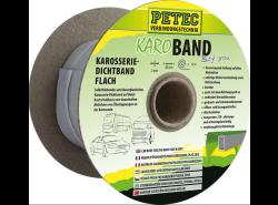 Butyl-Dichtband, grau, 20 mm x 2 mm x 16 m