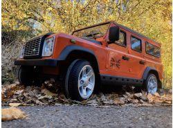 "Defender 110 Kinderauto ""Orange"""