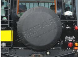 Reserveradabdeckung Vinyl schwarz 235/85 R16