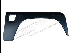 Kotflügelseitenteil Defender rechts (ABS-Kunststoff)