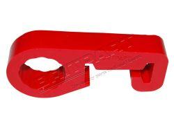 Anti-Klapper-Poly-Clip für Hi-Lift (rot)