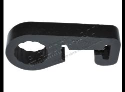 Anti-Klapper-Poly-Clip für Hi-Lift (schwarz)