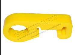 Anti-Klapper-Poly-Clip für Hi-Lift (gelb)
