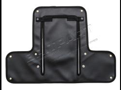 Kühlerabdeckung Serie II Standard, schwarz