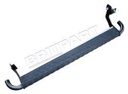 Einstiegstufe/Schwellerschutz Defender 90 (mit Gummiauflage)