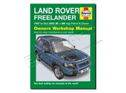 Reparaturhandbuch Freelander 1,  97- Okt 06 (R TO 56 REG)