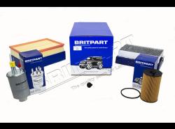 Service-Kit Discovery 3/RR Sport TDV6 (bis 6A999999)
