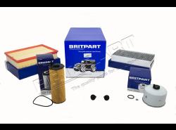 Service-Kit Range Rover Sport 3.6 TDV8