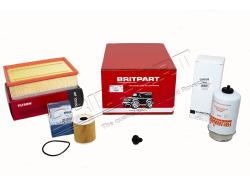Service-Kit Defender Td4 2.4 / 2.2 (7A000001 - DA444246) OE-Qualität