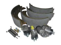Bremsbacken-/RBZ-Set VA LR 109 S.III (6- u. 8-Zyl.)