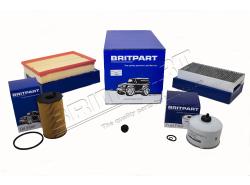 Service-Kit Range Rover Sport 2.7 TDV6 ab 7A000001