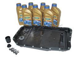 Ölwechselkit für ZF 6HP26 u. 6HP28 (Discovery 3/4/RR LM/RR Sport)