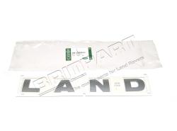 """Schriftzug """"LAND"""" Motorhaube Discovery 3 ab 6A..."""