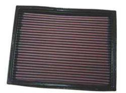 Luftfilter K&N 300Tdi/V8 Discovery I/RRC (eckig)