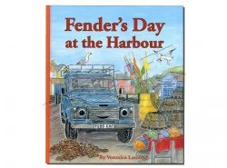Buch: Fender's Day at the Harbour