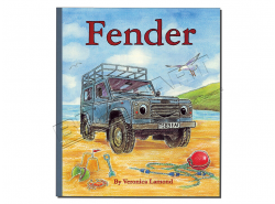 Buch: Fender - The Defender who has lots of things to do one day