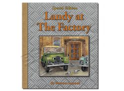 Buch: Landy at the Factory