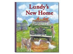 Buch: Landy's New Home