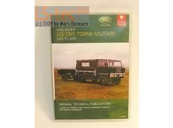 DVD Land Rover 101 1-to mil