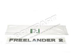 """Schriftzug """"FREELANDER 2"""" hinten"""