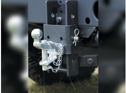 AHK höhenverstellbar Defender 90 Td5/Td4