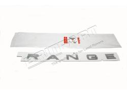 """Schriftzug """"Range"""" vorn Range Rover LM"""