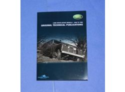 DVD Land Rover Serie I - III (1948 - 1985)