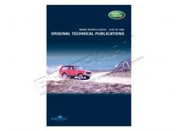 DVD Range Rover Classic (1970 - 1995)