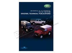 DVD Land Rover Defender (1983 - 2006)