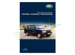 DVD Range Rover P38 (1994 - 2001)