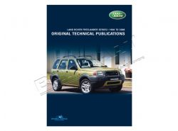 DVD Land Rover Freelander 1 (1998 - 2006)