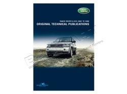 DVD Range Rover LM (2002 - 2009)